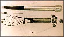 122mm rocket