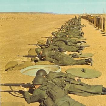 rifle range