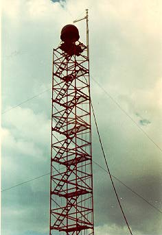 The radar tower